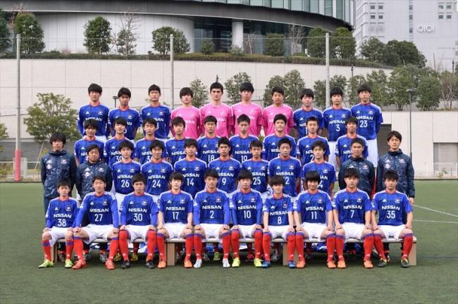6<横浜F・マリノスユース>集合写真_R