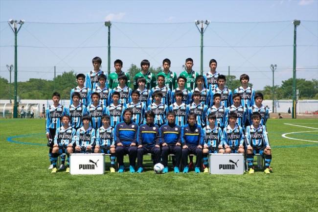 13<川崎フロンターレU-18>集合写真_R
