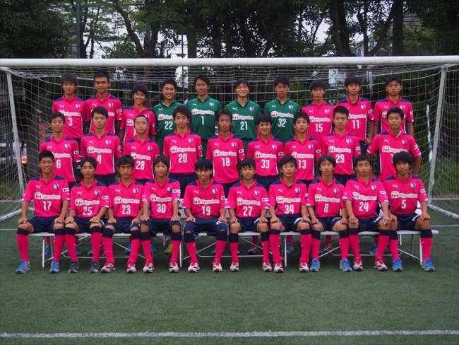 セレッソ大阪西U-15