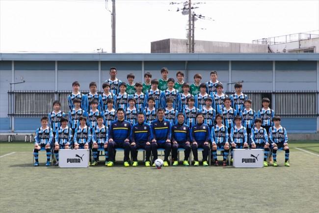 6<川崎フロンターレU-15>チーム集合写真_R